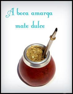 Yerba mate is a popular drink, but its slightly bitter taste can be unpleasant to some who are new to the beverage. Find the right recipe and enjoy it. Love Mate, American Drinks, Yerba Mate Tea, Popular Drinks, Types Of Tea, Tea Benefits, Lower Blood Sugar, Mortar And Pestle, Decir No