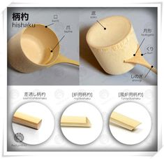 Image result for Hishaku (柄杓)