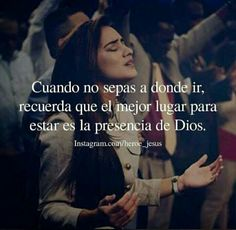 El mejor lugar Gods Love Quotes, Quotes About God, Bible Verses Quotes, Faith Quotes, God Loves You, God First, Godly Woman, Faith In God, Dear God