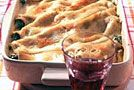 Gefüllte Cannelloni - und Pasta-Träume werden wahr: Die Cannelloni werden mit Spinat und Ricotta gefüllt und im Ofen überbacken.