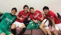 Maximos goleadores Urawa Red Diamonds en Liga de Japón esta temporada  1 Shinzo Koroki  2 Rafael Silva  3 Yuki Muto   4 Yosuke Kashiwagi    5 Tadanari Lee     6 Takahiro Sekine      7 Wataru Endo