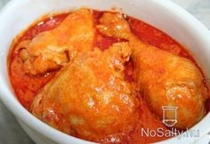 Csirkepaprikás tejfölösen olívaolajjal  Authentic Chicken paprikas with or with out sour cream