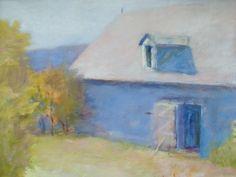 Wolf Kahn, Dormer Window