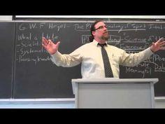 Intro to Philosophy:  G.W.F. Hegel, Phenomenology of Spirit, Introduction