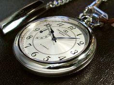 Anyone ever seen an Orient pocket watch?