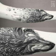 Tatuajes de lobos Descubre las mejores fotos de Tatuajes de lobos Los tatuajes…