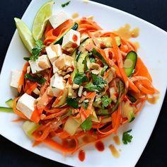 Noodle Free Pad Thai | Minimalist Baker Recipes