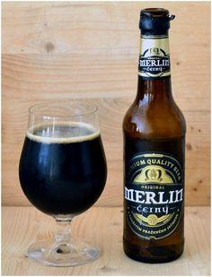 Merlin, Dark Lager, Czech Lager, Beer