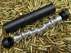 Huntertown Arms Guardian .22 Suppressor