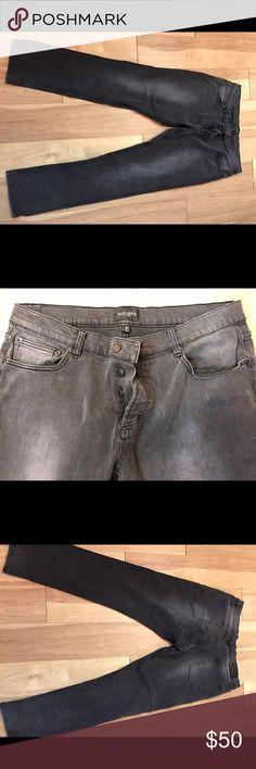 Obey black jeans Obey jeans Obey Jeans Slim Straight