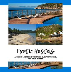 Best Exotic Hostels in 13 Exotic Locations You Won't Believe Exist
