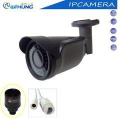 1.3MP 960P 2.0MP 1080P HD Network IP Camera 2.8-12mm Manual Zoom POE monitor CCTV Camera ONVIF 2.0 P2P H.264 Webcam freeshipping #Affiliate