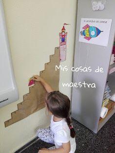 Risultati immagini per princesa besucona Bilingual Classroom, Spanish Classroom, Fine Motor Activities For Kids, Kindergarten Fun, Interactive Notebooks, Teaching, Math, School, Creative