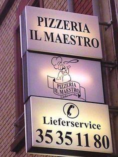 Pizzeria Il Maestro