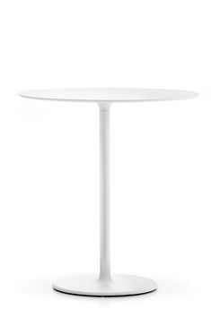 Stylus 5402 is a  table base with a minimalistic look. Round base Ø400 mm and height 730 mm