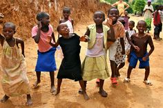 Dancing in Congo, #Africa