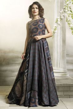 #newarrivals #designer #richlook #long #gown #2k17 #heavy #collection #hitdesigns  Add us on WhatsApp (+91-99250-45438) for immediate Order or Bulk Order.