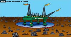 Com o atual preço do petróleo e a crise política brasileira, quem salvará a Petrobras?