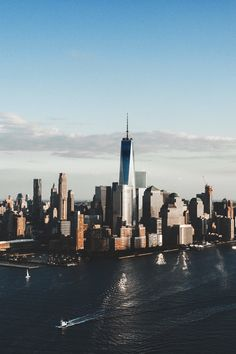 New York City Feelings - 1WTC by Jon Trend