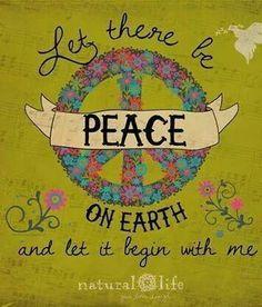 Inner Peace ..