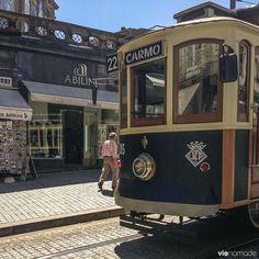 Dans les rues de Porto, Portugal | Vie Nomade