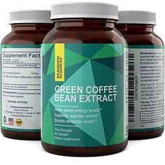 Antioxidant Raw Green Coffee Bean- Extra Strength Natural Weight Loss Supplement-Premium Super Cleanse   Fat Burner Pills- 800 mg Pure Beans Extract- Max Benefits   Reviews - Brandon Sciences -- Check out this great product.
