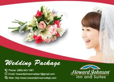 Howardjohnsonvallejo are offered the quality wadding package deal on your huge moment. https://goo.gl/Djw8GT