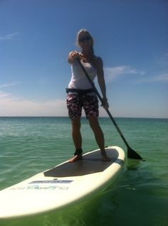 Great Fun! Stand Up PaddleBoarding or SUP