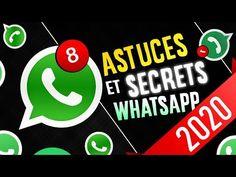 😱 VOICI LES 8 SECRETS DE WHATSAPP QUE TU DOIS ABSOLUMENT CONNAÎTRE (EN 2020) ⌚️ - YouTube