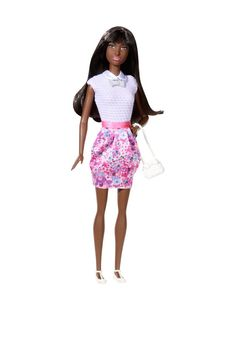 2015, Barbie® Fashionistas® Doll | Barbie Collector, Release Date: 1/15/2015 Product Code: CJY44, $ 10,99