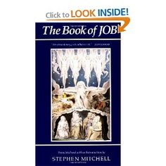 The Book of Job, translated by Stephen Mitchell