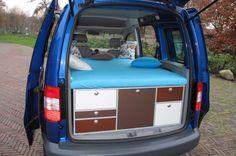 CampUniq presenteert - Modulaire Auto Camper Box (MAC Box) - Campingbox / Campingbox