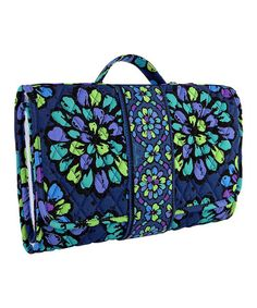 528447fc86 Take a look at this Indigo Pop Changing Pad Clutch by Vera Bradley on   zulily