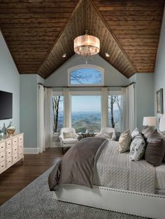 A4fb44e0676413c675c5a0abe56b07c1  Transitional Bedroom Wood Ceilings