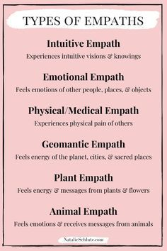 Psychic Empath, Intuitive Empath, Empath Abilities, Psychic Abilities, Intuition, Empath Traits, Empath Types, Highly Sensitive Person, Psychic Development