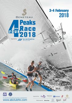 Counting down the hours to the ABC BENETEAU Four Peaks Race starting tomorrow early morning! Our Beneteau Simpson Marine team is now preparing Sense 50 Sea Monkey to embark on the second year of this unique adventure!