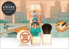 Benefit Cosmetics - the POREfessional: agent zero shine #benefitgals