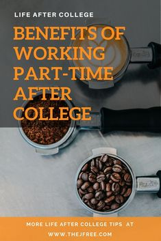 4 Benefits of Working Part-Time After College Why you should work part-time after college! After Graduation Tips. After College Tips. Everything you need to know about life after college! Online College, Education College, College Hacks, College Life, After College, Make The Right Choice, Part Time, Career Advice, Career Planning
