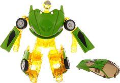 Yako Робот трансформер цвет желтый Y3686093-2