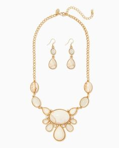 Everly Necklace Set | Fashion Jewelry | charming charlie