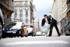 Barcelona wedding - Novios por barcelona