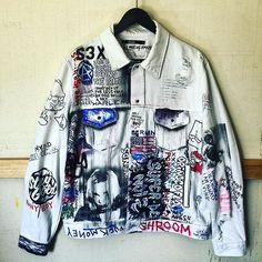 Denim jackets: One of none