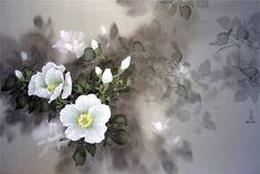 Современная китайская живопись на шелке | Блог Галчонка