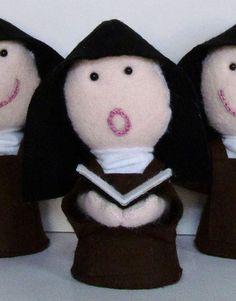 The Singing Crafty Nun