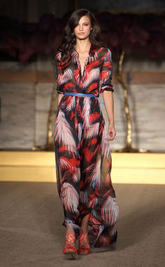 Matthew Williamson from Best Looks From London Fashion Week Spring 2015