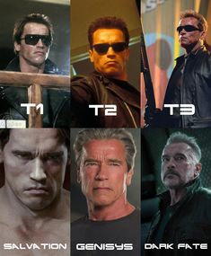 The Evolution of The Cyberdyne Systems Series 800 Terminator. New Terminator Movie, T 800 Terminator, Arnold Terminator, Ghost Rider Marvel, Star Trek Images, Nostalgia, Celebrities Then And Now, Batman Vs Superman, About Time Movie