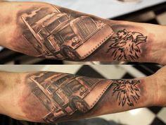 peterbilt tattoos designs - Google Search