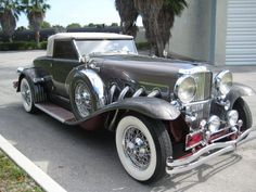 1933  Duesenberg II Murphy Roadster ☆。★。JpM ENTERTAINMENT ★。☆。