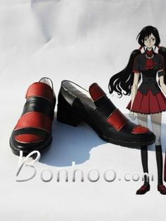 BLOOD-C Cosplay shoes