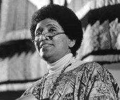 Audre Lorde (1934-1992) ~ Poet and Writer